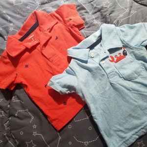 Carter's Polo Tee Set